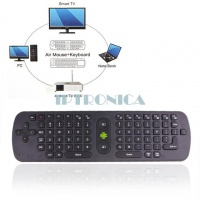 RC11 Android Monitor Wireless Keyboard Air Mouse Remote Controller With Gyroscope for Android Google TV Box