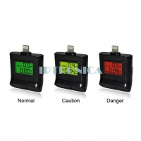 Alcohol Tester With LCD Light for iPhone5/iPod/iPad