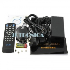 DVR Standalone H.264 network real-time 4CH