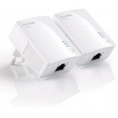 Power Lines Nano 200Mbps Starter Kit TP-LINK